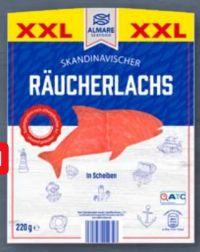 Räucherlachs XXL von Almare