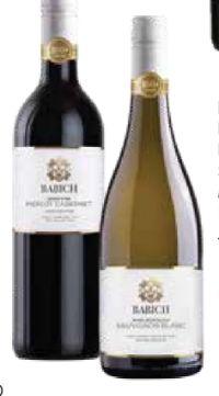 Sauvignon Blanc Marlborough von Babich Wines
