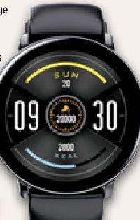 Smart Watch G68-S22T von Jay-Tech