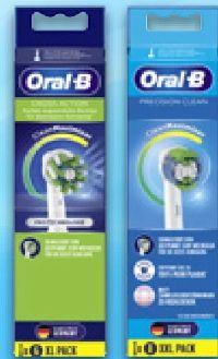 Oral-B Cross Action Aufsteckbürste von Braun