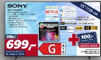 TV KD 55X80JAEP von Sony