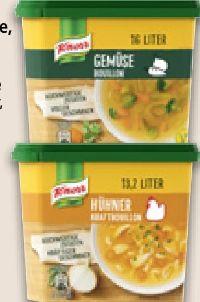 Gemüse-Brühe von Knorr