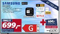 4K UHD TV GU65TU6979 von Samsung