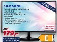 Curved Monitor C27F390FHR von Samsung