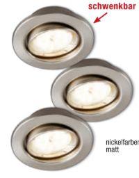 LED-Einbauleuchte von Toom