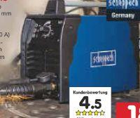 Plasmaschneider PLC40 von Scheppach