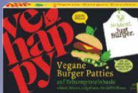 Vegane Burger von vehappy
