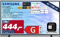 4K UHD-TV GU43AU8079 von Samsung