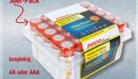 Alkaline Batterie von Poco Line