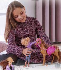 Puppe Reiterin
