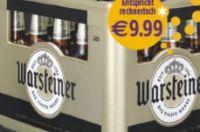 Bier von Warsteiner