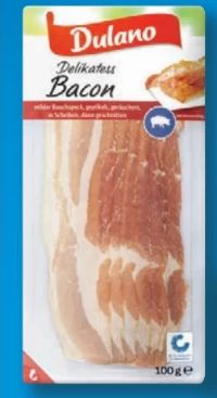 Delikatess Bacon von Dulano