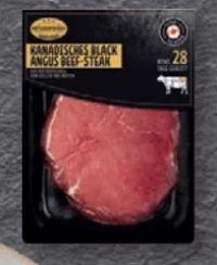 Black Angus Beef-Steak von Metzgerfrisch