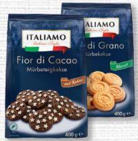 Fior-Mürbeteigkekse von Italiamo