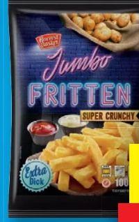 Backofen Jumbo Fritten von Harvest Basket