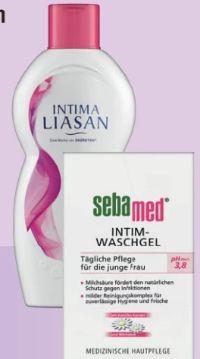 Intimwaschlotion von Intima Liasan