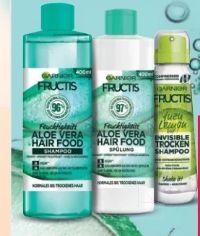 Fructis Hair Food Schampoo von Garnier