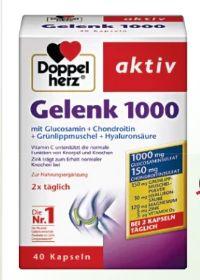 Doppelherz Gelenk 1000 von Queisser Pharma