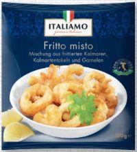 Frittierter gemischter Fisch von Italiamo