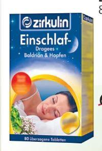 Zirkulin Einschlaf-Dragees von Roha Arzneimittel
