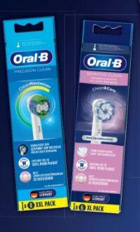 Oral-B Power Precision Clean Aufsteckzahnbürsten von Braun
