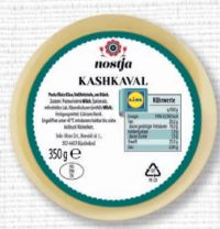 Kashkaval von Nostja