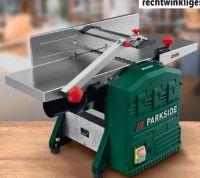 Abricht- und Dickenhobelmaschine PADM 1250 A1 von Parkside