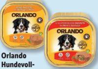 Hundevollnahrung Premium von Orlando