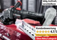 Performance Akku-Winkelschleifer Pwsap 20 von Parkside