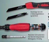 Werkzeugset von Parkside