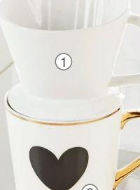 Kaffeefilter von KODi