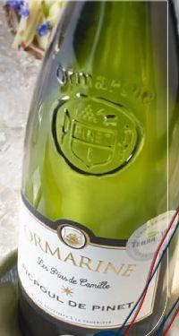 Picpoul de Pinet Les Pins de Camille von Weingut Ormarine