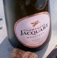 Champagner Brut Mosaïque von André Jacquart