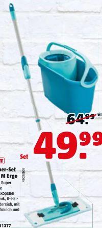 Clean Twist Bodenwischer-Set von Leifheit