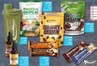 Protein-Sortiment von IronMaxx