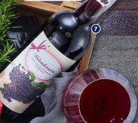 Fruchtwein von Traditionelle Genüsse
