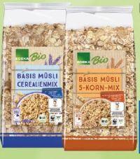 Bio Basis Müsli Cerealien-Mix von Edeka Bio