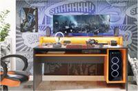 Schreibtisch von Forte Möbel