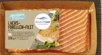 Lachs-Forellen-Filet von Deutsche See