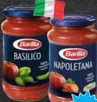 Pasta-Sauce von Barilla