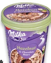 Hazelnut & Chocolate Heart von Milka