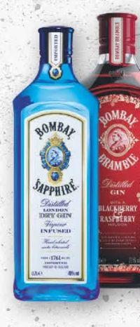 Dry Gin von Bombay Sapphire