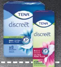 Discreet Einlagen von Tena