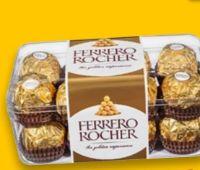 Rocher Schoko-Nuss-Spezialität von Ferrero