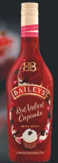 Red Velvet Cupcakes von Baileys