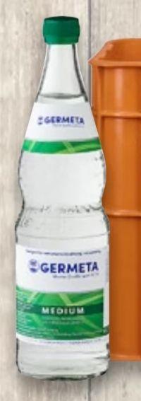 Mineralwasser von Germeta Quelle