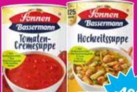 Tafelfertige Suppen von Sonnen-Bassermann
