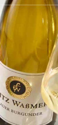 Grauburgunder von Weingut Fritz Waßmer