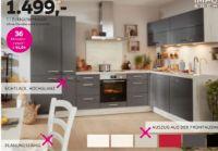 Eckküchenblock von Impuls Küchen