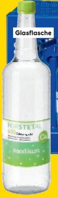 Mineralwasser von Forstetal
